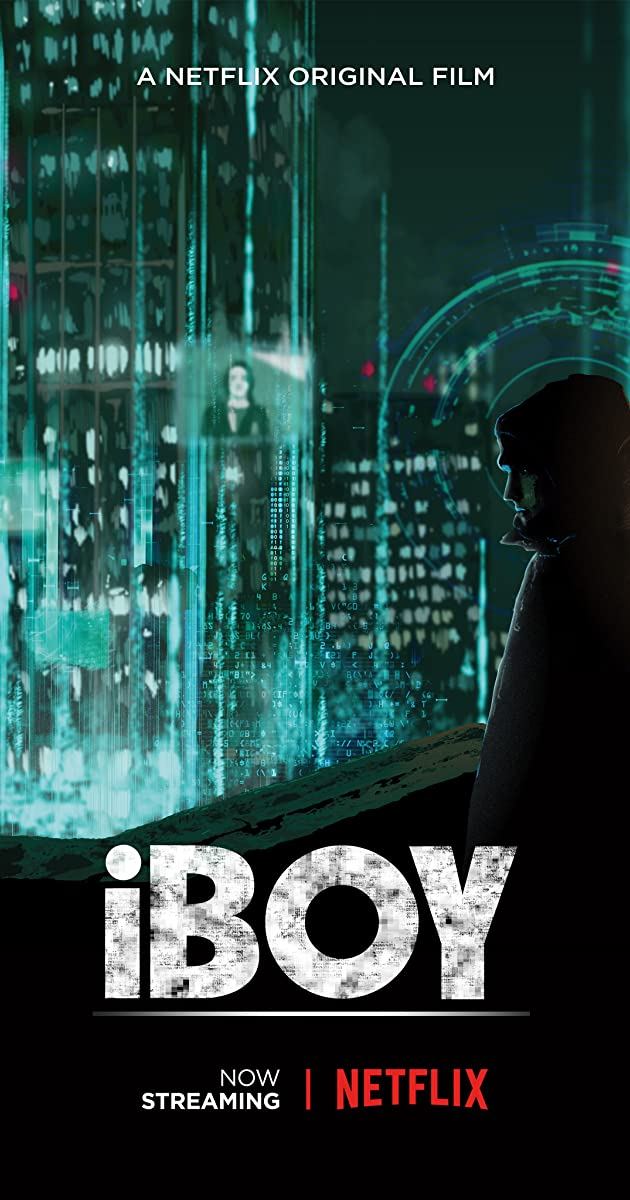 iBoy (2017) - IMDb