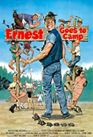 Ernest Goes to Camp Poster