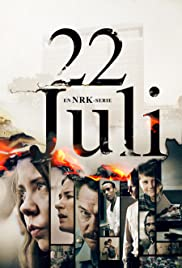 22. juli Poster
