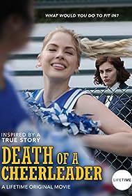 Aubrey Peeples and Sarah Dugdale in Death of a Cheerleader (2019)