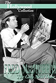 Fred MacMurray: The Guy Next Door Poster