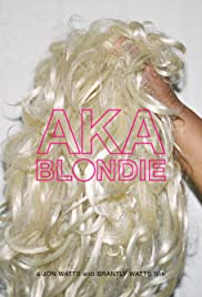 AKA Blondie Poster