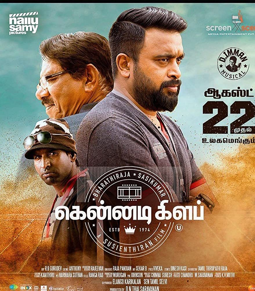 Kennedy Club 2019 Dual Audio 720p UNCUT HDRip [Hindi ORG + Tamil] 800MB Free Download