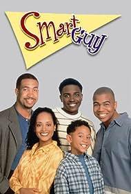 Tahj Mowry, Essence Atkins, Omar Gooding, John Marshall Jones, and Jason Weaver in Smart Guy (1997)