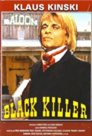 Black Killer (1971) Poster - Movie Forum, Cast, Reviews