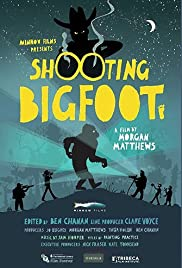 Shooting Bigfoot Poster