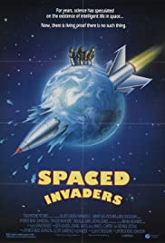 Spaced Invaders (1990) Poster - Movie Forum, Cast, Reviews