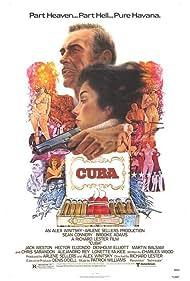 Cuba (1979) Poster - Movie Forum, Cast, Reviews