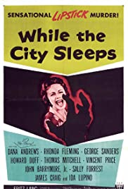 While the City Sleeps (1956) 720p