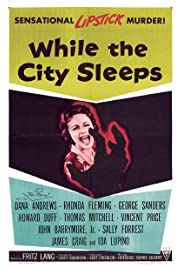 Download While the City Sleeps (1956) Movie