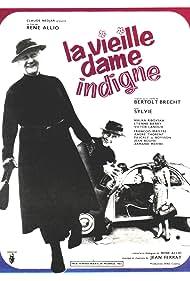La vieille dame indigne (1965) Poster - Movie Forum, Cast, Reviews