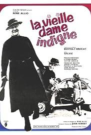 La vieille dame indigne(1965) Poster - Movie Forum, Cast, Reviews