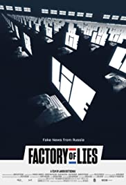 Factory of Lies Poster