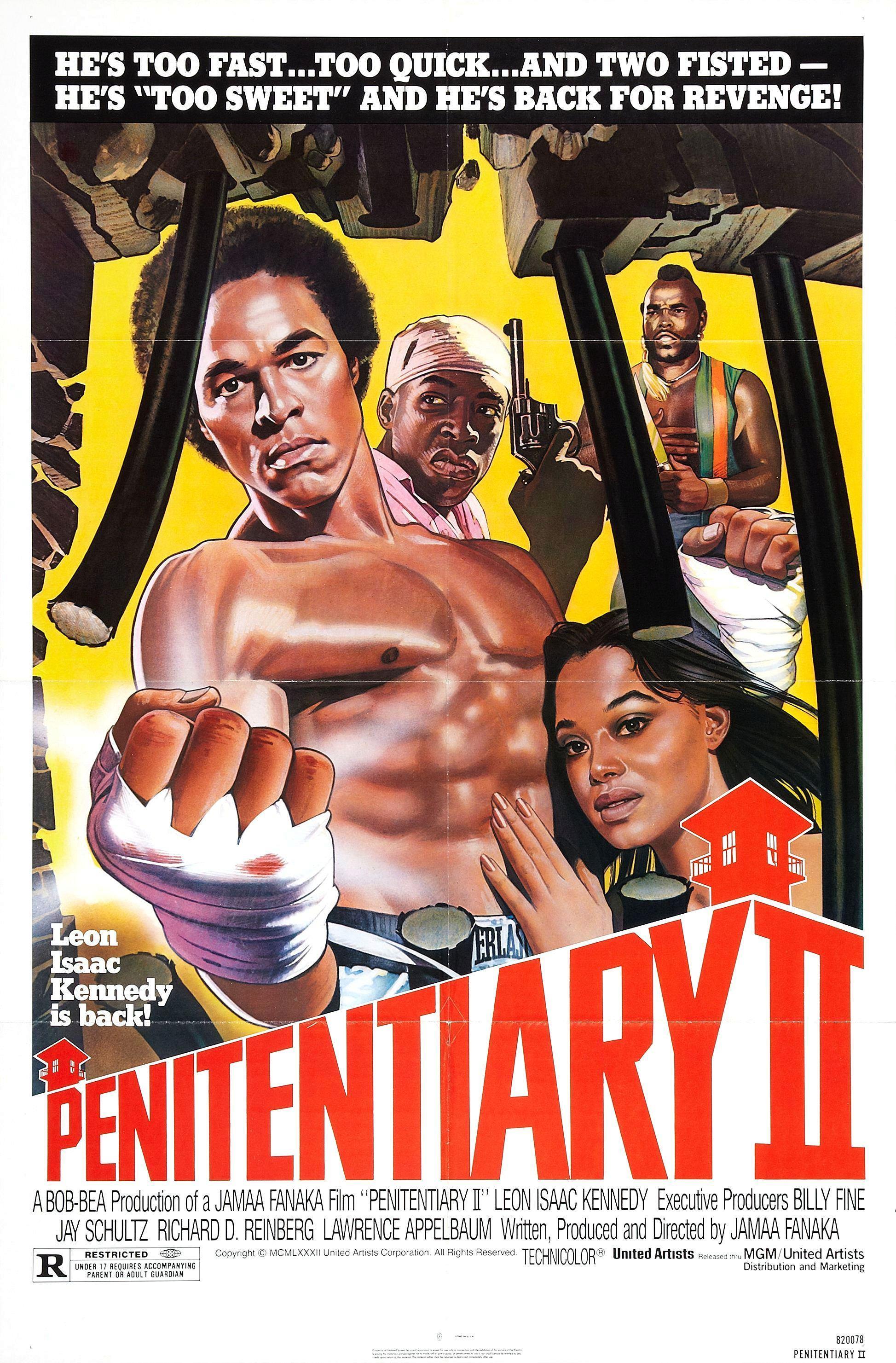 Penitentiary II (1982) - IMDb