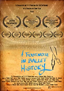 A Footnote in Ballet History? (2016)