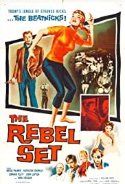 The Rebel Set (1959) Poster - Movie Forum, Cast, Reviews