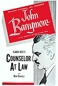 John Barrymore in Counsellor at Law (1933)
