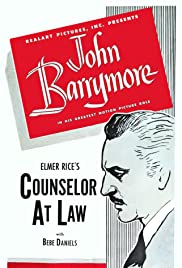 Counsellor at Law (1933) Poster - Movie Forum, Cast, Reviews