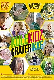 Mia Helene Solberg Brekke, Victor Papadopoulos Jacobsen, Sigrid Welde, and Ulrik William Græsli in Kule kidz gråter ikke (2014)