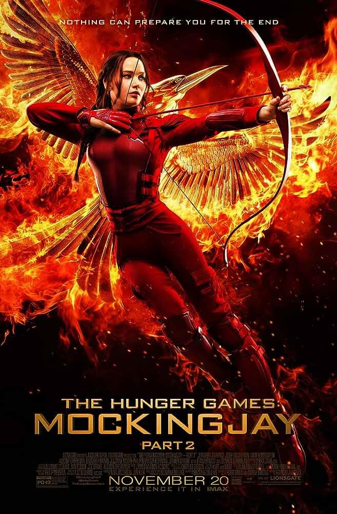 The Hunger Games: Mockingjay – Part 2 (Hindi)