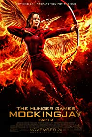 Jennifer Lawrence in The Hunger Games: Mockingjay - Part 2 (2015)