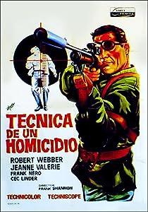Tecnica di un omicidio Ferdinando Baldi