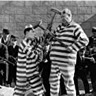 Buster Keaton and Joe Roberts in Convict 13 (1920)