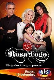Rosa Fogo Poster