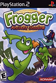 Frogger: Ancient Shadow Poster