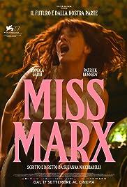 Miss Marx Poster