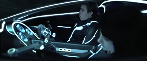 """""""Quorra Saves Sam"""" from TRON: Legacy"""