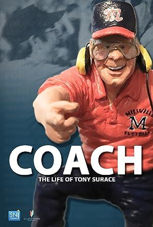 Coach: The Life of Tony Surace