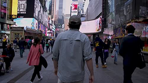 For over six years Matt Green, 37, has been walking every block of every street in New York City - a journey of more than 8,000 miles.'The World Before Your Feet' tells the story of one man's unusual personal quest and the unexpected journey of discovery, humanity, and wonder that ensues.