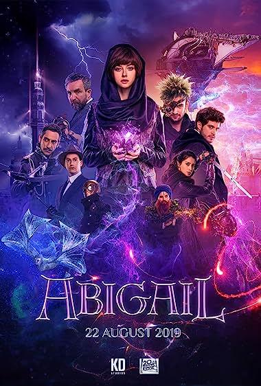 Abigail (2019) Hindi Dubbed