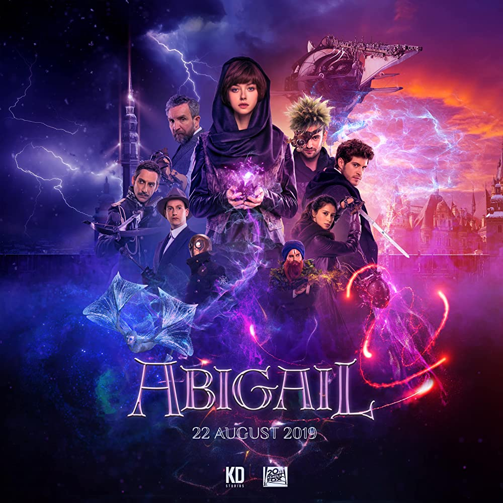 Abigail 2019 English 350MB HDRip Download