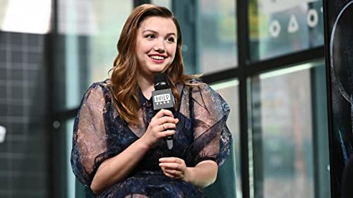 BUILD: Hannah Murray Describes Gilly's Beautiful Romance