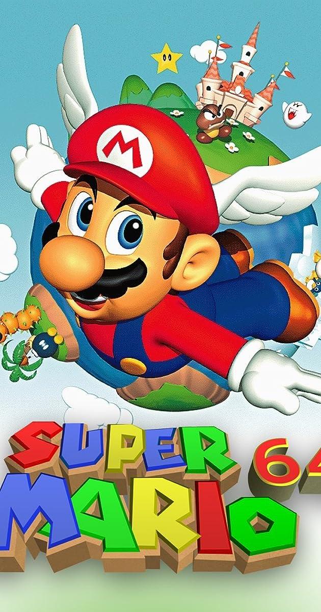 Super Mario 64 Video Game 1996 Imdb