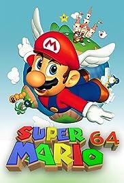 Super Mario 64 Poster