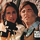 Pamela Bellwood and Beau Bridges in Two-Minute Warning (1976)