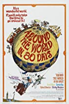 Around the World in 80 Days (1956) Poster