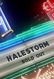 Halestorm: Here's to Us Poster