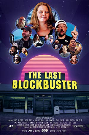 Where to stream The Last Blockbuster