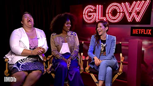 """GLOW"" Cast Unleash Their Signature Finishing Moves"