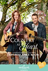 Jessy Schram and Niall Matter in Country at Heart (2020)