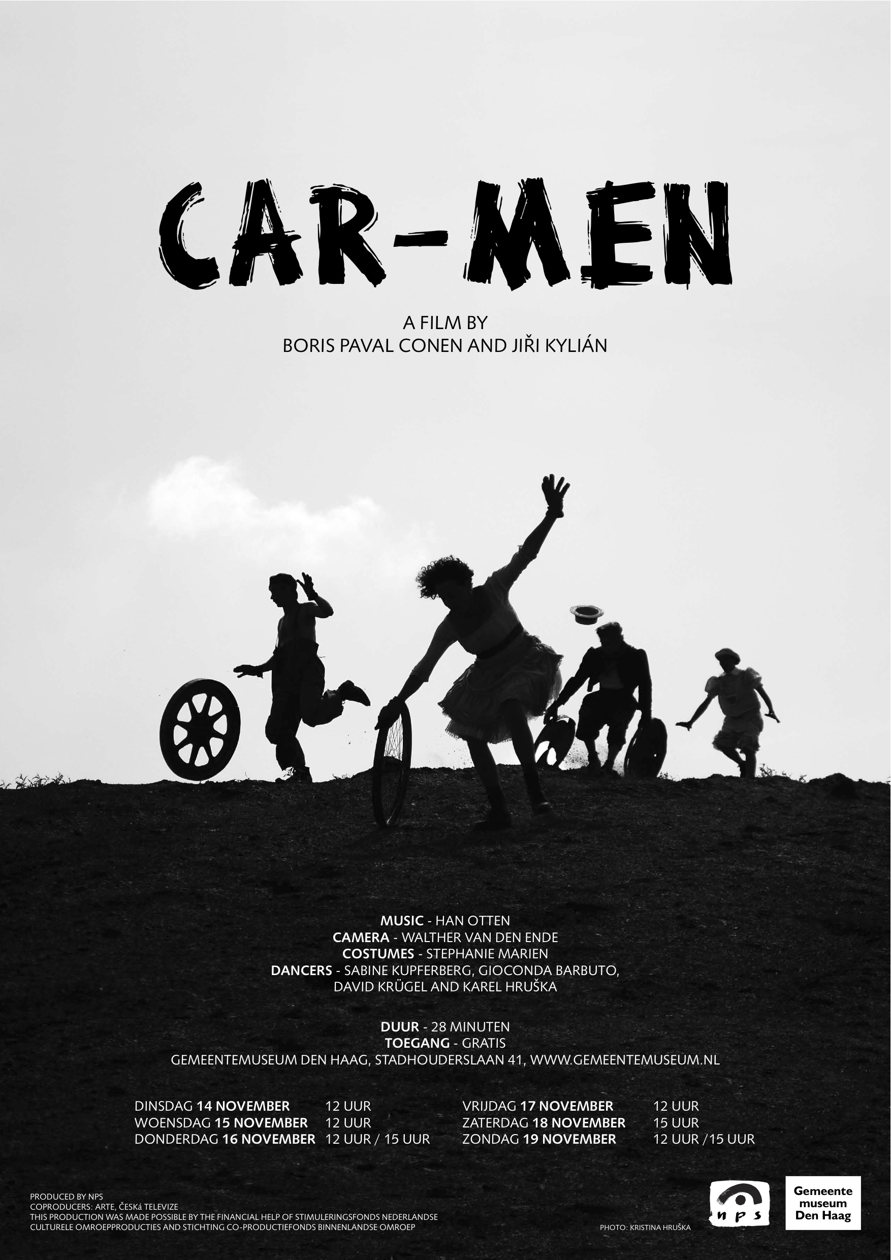 Car Men on FREECABLE TV