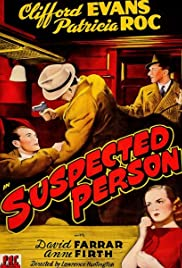 Suspected Person Poster
