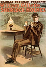 Sherlock Holmes (1916) Poster - Movie Forum, Cast, Reviews