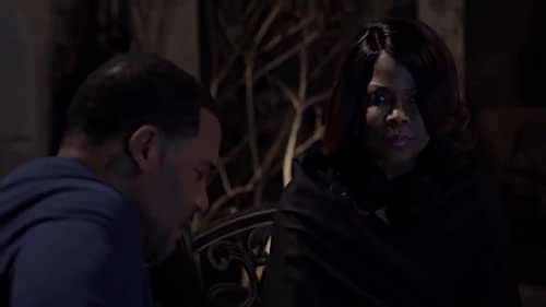 TYLER PERRY'S THE HAVES AND THE HAVE NOTS: Veronica Tells David The Truth About Erica
