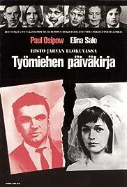 Työmiehen päiväkirja Poster