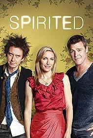 Claudia Karvan, Matt King, and Rodger Corser in Spirited (2010)